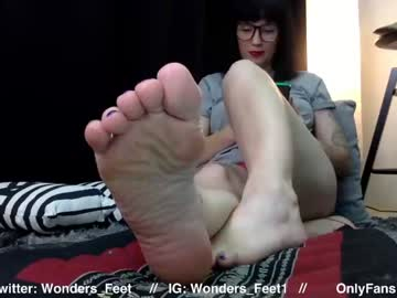 [15-09-21] wonders_feet record blowjob show from Chaturbate