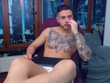 [29-09-20] thierrystud private show from Chaturbate