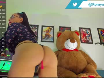 [10-01-21] romynahot chaturbate show with cum