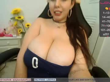[08-02-21] leidyka record cam video from Chaturbate.com