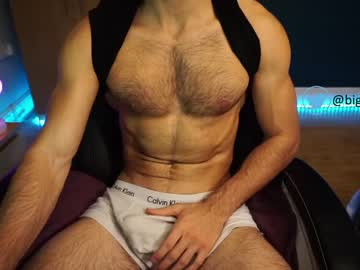 [05-10-20] bigdicker213 show with toys from Chaturbate
