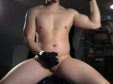 [18-08-20] workout_naked record webcam video from Chaturbate