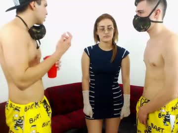 [06-09-20] fuck_party_love record cam video from Chaturbate
