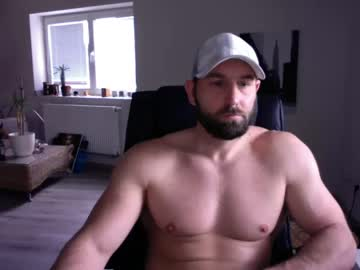 [14-04-20] musclemike01 blowjob show