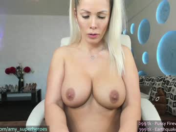 [21-04-21] amysuperheroes private sex video from Chaturbate