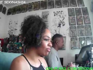 [03-09-21] sexynash34 private show from Chaturbate