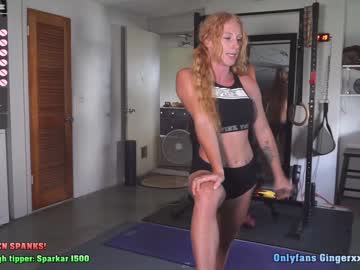 [19-07-20] ginger_little webcam video from Chaturbate