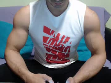 [23-03-20] musclebredon public webcam video from Chaturbate