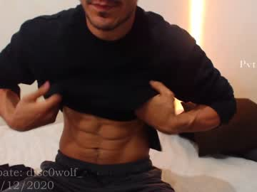 [24-12-20] disc0wolf_ chaturbate show with cum