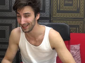 [02-08-20] damianwoolf chaturbate private sex show