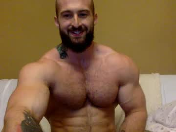 [06-09-20] panda_muscle private from Chaturbate
