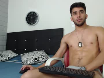 [27-04-21] andy_griffinn record private show video