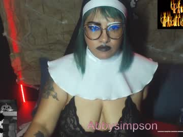 [29-10-20] abby_hs private from Chaturbate.com