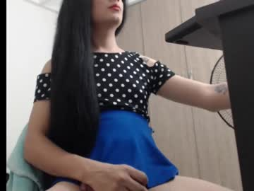 [25-02-21] 1trans2slaves video with dildo from Chaturbate