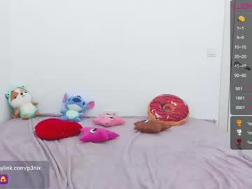 [16-12-20] p3nix record video with toys from Chaturbate