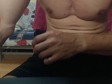 [07-08-20] musculargod record blowjob video from Chaturbate