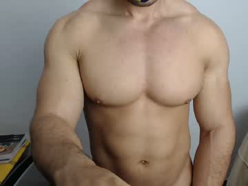 [28-05-20] promuscles4u record webcam show from Chaturbate