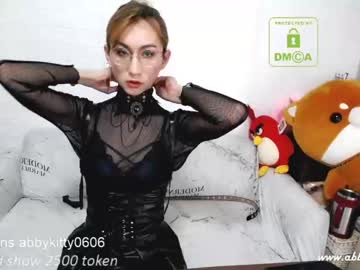 [14-07-20] abby_kitty show with cum from Chaturbate