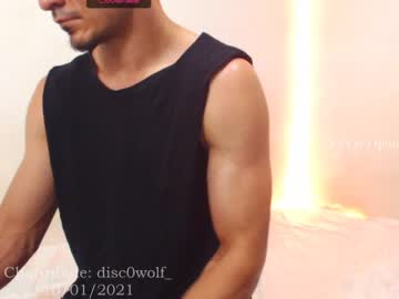 [10-01-21] disc0wolf_ cam video from Chaturbate