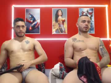 [22-09-20] anthony_and_dimitry record video with toys from Chaturbate