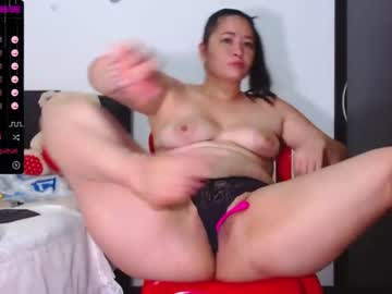 [21-04-21] ashelydainii show with cum