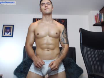 [18-04-20] angelovfitnessxv video with toys from Chaturbate.com