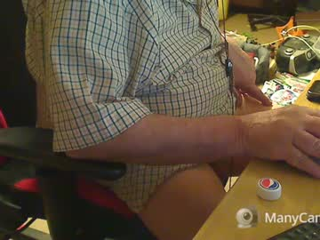 [05-04-20] oldie689 record video with dildo from Chaturbate