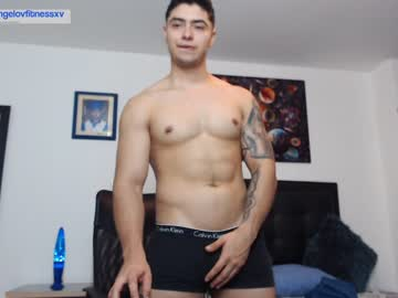 [21-05-20] angelovfitnessxv show with cum
