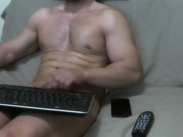 [09-04-21] boymuscle84 video with toys