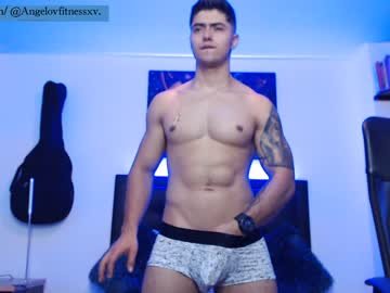 [27-06-20] angelovfitnessxv show with cum from Chaturbate