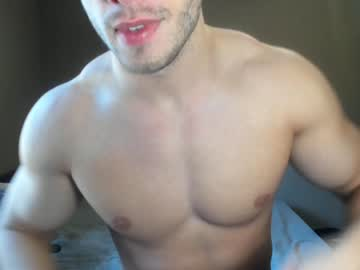[17-02-20] muscle955 chaturbate private show video
