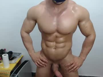 [13-02-20] promuscles4u show with toys from Chaturbate.com