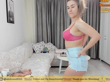 [14-03-20] anayscaandy public webcam from Chaturbate