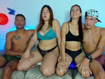 [20-10-20] the_best_party_girls private sex video from Chaturbate