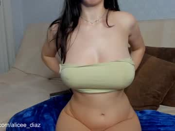 [18-03-21] alicee_diaz record webcam video from Chaturbate