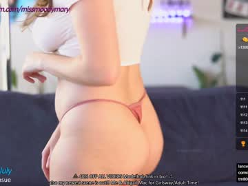 [18-07-20] marymoody video from Chaturbate.com