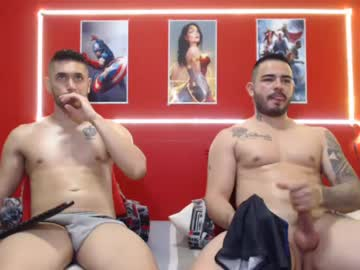 [05-11-20] anthony_and_dimitry record public webcam video
