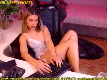 [27-04-21] yssadiamonds record video with dildo from Chaturbate