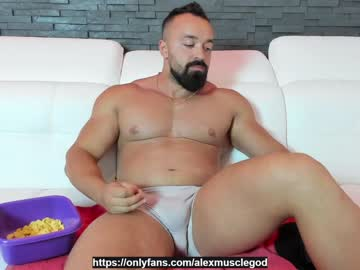 [01-07-21] alexhunk09 record video with dildo