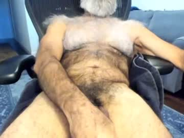 [31-08-20] realhairynyc record private show video