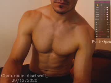 [30-12-20] disc0wolf_ record public webcam from Chaturbate.com