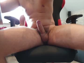 [12-09-21] fitnessboy18 private sex show