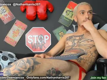 [03-10-20] damiancox chaturbate video with toys