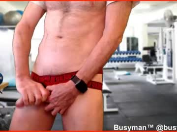 [02-03-21] busymantm record private XXX show from Chaturbate