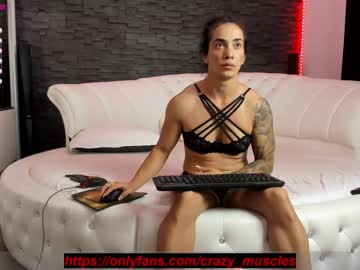 [04-07-21] crazy_muscle premium show from Chaturbate.com