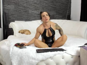 [20-10-21] crazy_muscle private XXX show
