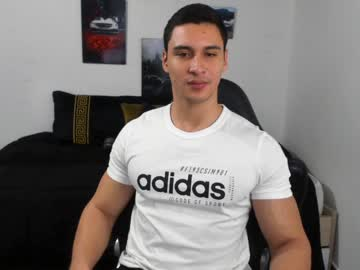 [27-01-20] alan_vidal public show video from Chaturbate