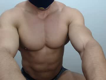[29-02-20] promuscles4u private show video from Chaturbate