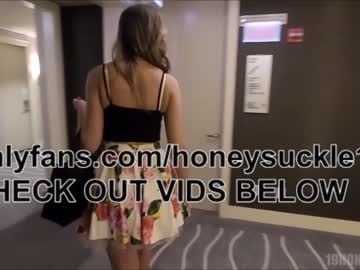 [15-08-20] 19honeysuckle private show video from Chaturbate