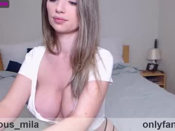 [04-06-21] delicious_mila record show with toys from Chaturbate